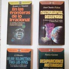 Libros de segunda mano: DESAPARICIONES MISTERIOSAS ( PATRICE GASTON). Lote 146731206