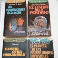 Gebrauchte Bücher - El limbo de lo perdido (John Wallace Spencer) - 146747910