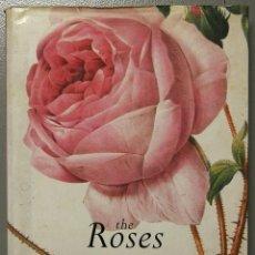 Libros de segunda mano: NUMULITE E0025 THE ROSES PIERRE JOSEPH REDOUTÉ PIERRE-JOSEPH TASCHEN ROSAS ROSA. Lote 146887370