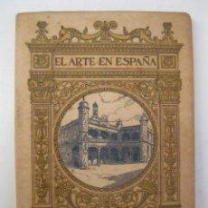 Libros de segunda mano: EL ARTE EN ESPAÑA - Nº 13 - CIUDAD RODRIGO - HIJOS DE J. THOMAS.. Lote 146896830