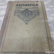 Libros de segunda mano: LIBRO ARITMÉTICA . Lote 146929202