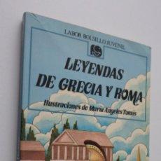 Libros de segunda mano - LEYENDAS DE GRECIA Y ROMA - 147027472