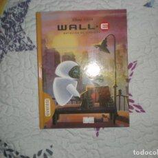 Libros de segunda mano: WALLE,BATALLÓN DE LIMPIEZA,DISNEY PIXAR,EVEREST 2008. Lote 147156382