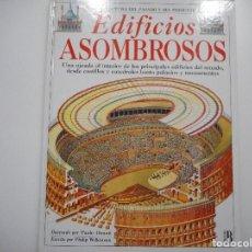 Libros de segunda mano: PHILIP WILKINSON EDIFIOS ASOMBROSOS Y91956 . Lote 147165562