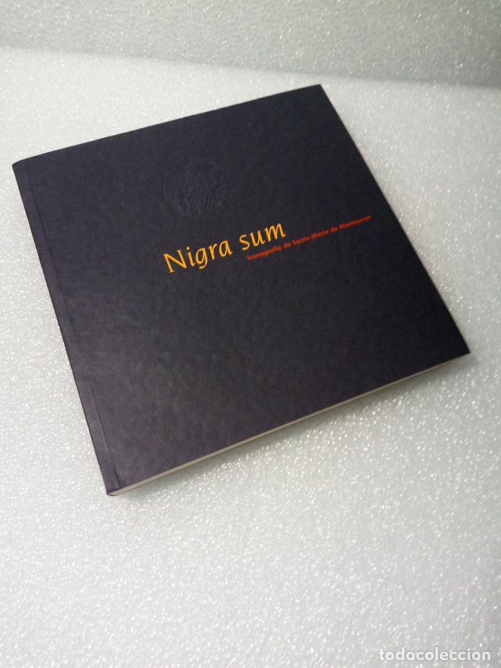 NIGRA SUM ICONOGRAFÍA DE SANTA MARÍA DE MONTSERRAT - P.A.M. 1995 . 1ª EDICIÓ SIN USO (Libros de Segunda Mano - Bellas artes, ocio y coleccionismo - Otros)