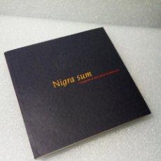 Libros de segunda mano: NIGRA SUM ICONOGRAFÍA DE SANTA MARÍA DE MONTSERRAT - P.A.M. 1995 . 1ª EDICIÓ SIN USO. Lote 147227470