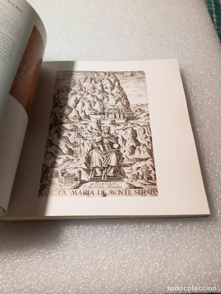 Libros de segunda mano: NIGRA SUM ICONOGRAFÍA DE SANTA MARÍA DE MONTSERRAT - P.A.M. 1995 . 1ª EDICIÓ SIN USO - Foto 7 - 147227470