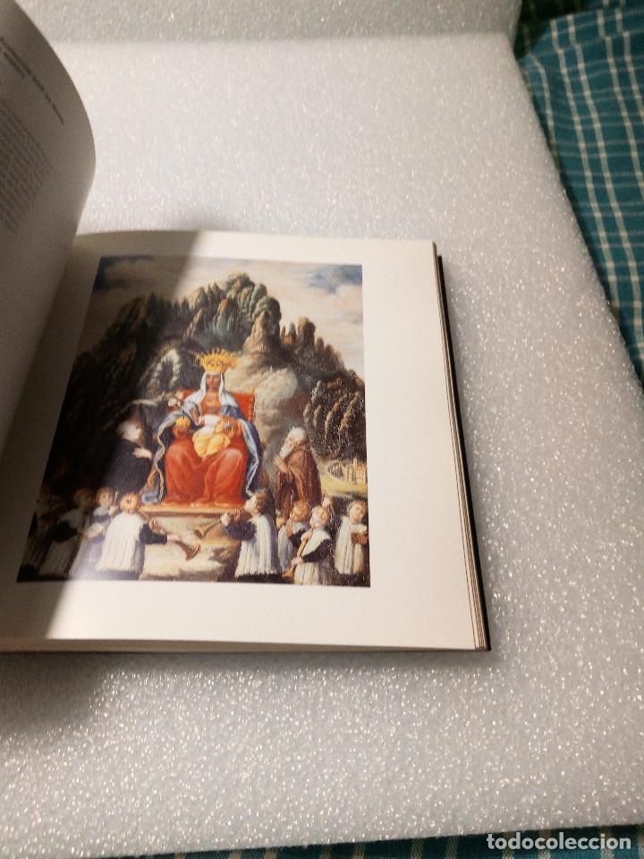 Libros de segunda mano: NIGRA SUM ICONOGRAFÍA DE SANTA MARÍA DE MONTSERRAT - P.A.M. 1995 . 1ª EDICIÓ SIN USO - Foto 8 - 147227470