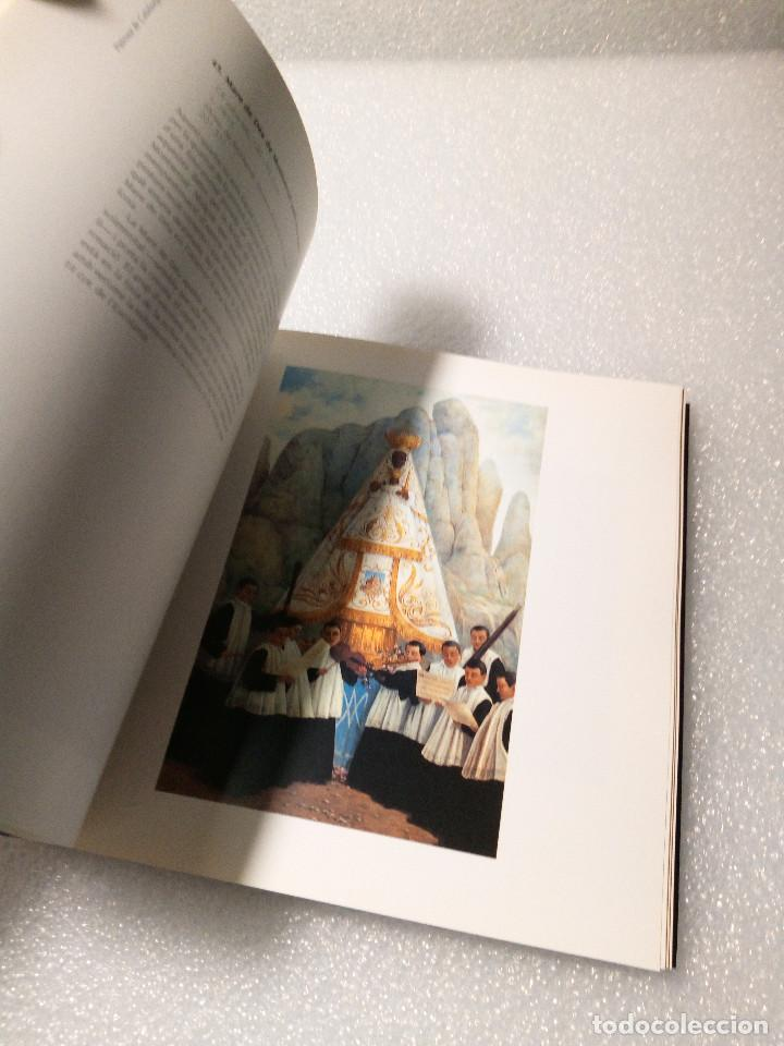 Libros de segunda mano: NIGRA SUM ICONOGRAFÍA DE SANTA MARÍA DE MONTSERRAT - P.A.M. 1995 . 1ª EDICIÓ SIN USO - Foto 10 - 147227470