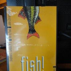Libros de segunda mano: LIBRO FISH!. POR LUNDIN, PAUL Y CHRISTENSEN (CIRCULO DE LECTORES). Lote 147227658