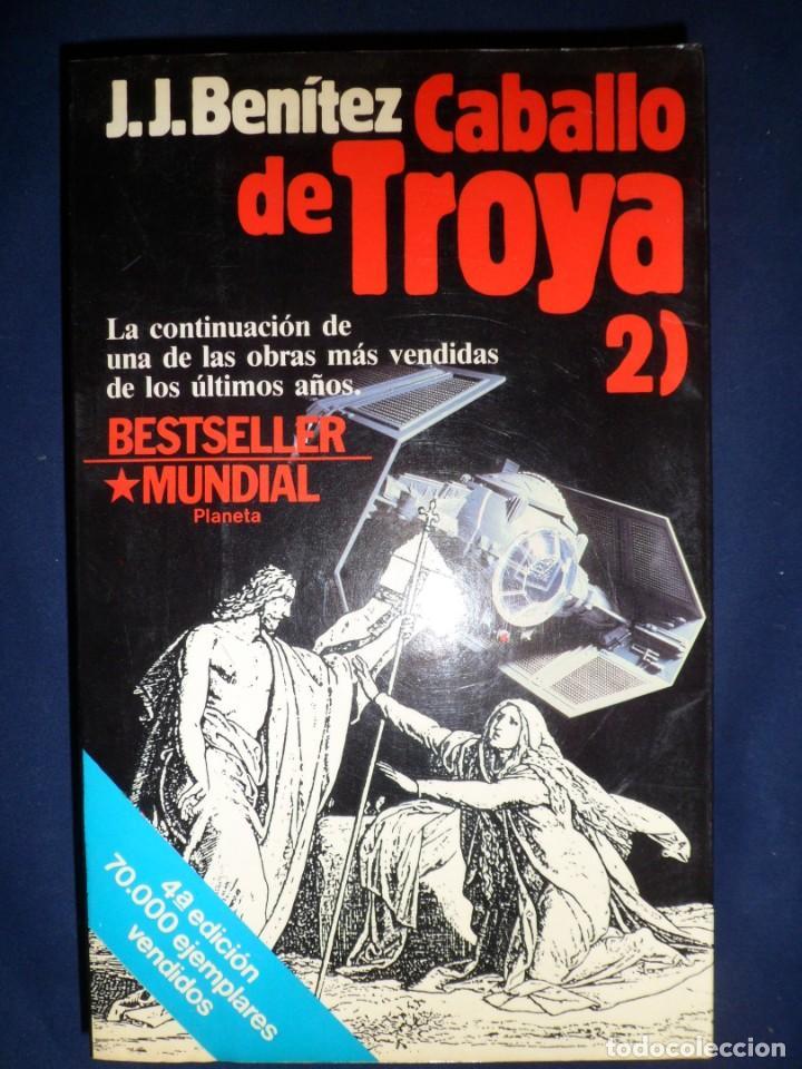CABALLO DE TROYA 2. J. J. BENITEZ (Libros de Segunda Mano - Parapsicología y Esoterismo - Otros)