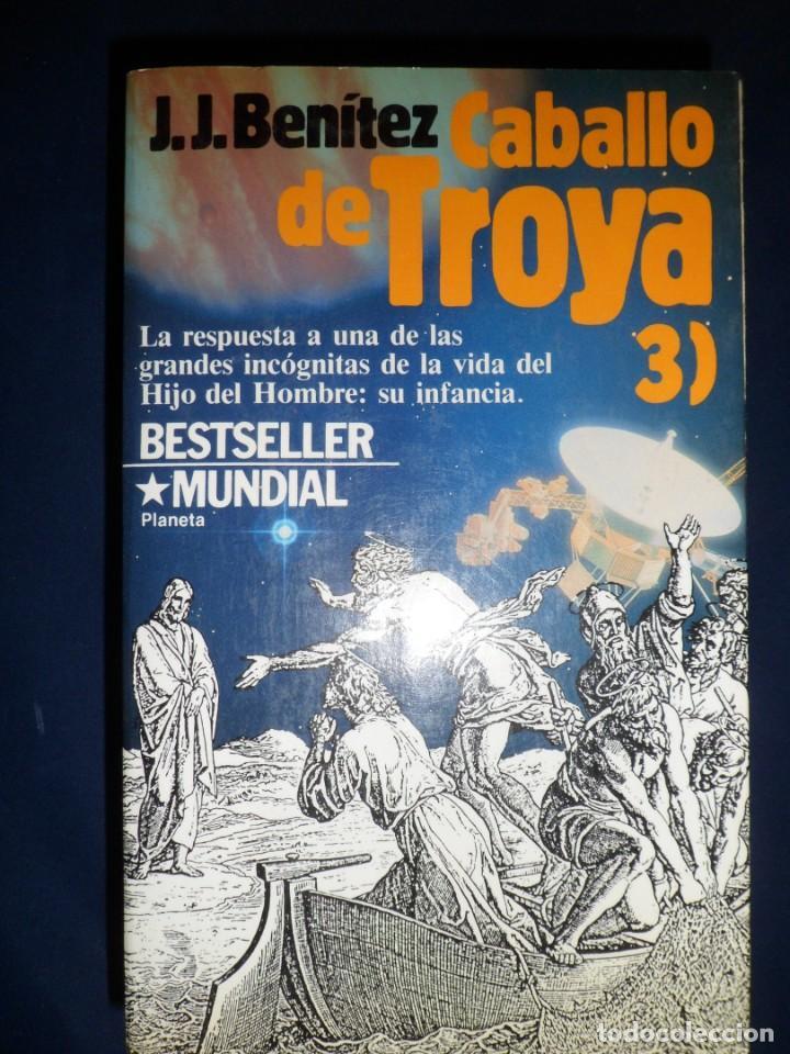 CABALLO DE TROYA 3. J. J. BENITEZ (Libros de Segunda Mano - Parapsicología y Esoterismo - Otros)