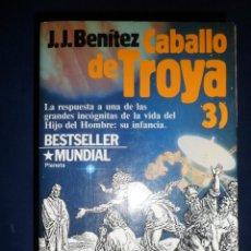 Libros de segunda mano: CABALLO DE TROYA 3. J. J. BENITEZ. Lote 182401838