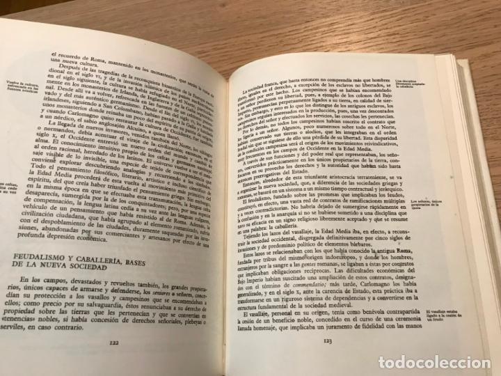 Libros de segunda mano: HISTORIA DE LAS GRANDES CIVILIZACIONES. TOMO II - Foto 3 - 147305102