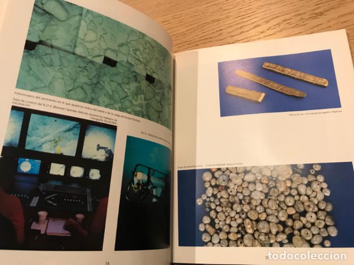 Libros de segunda mano: FLOTAS DE INDIAS. EL PRIMER SISTEMA DE COMUNICACION UNIVERSAL A TRAVES DE SUS NAUFRAGIOS - Foto 2 - 147312310