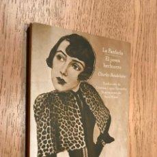 Libros de segunda mano: LA FANFARLO. EL JOVEN HECHICERO. BAUDELAIRE, CHARLES.. Lote 147313630