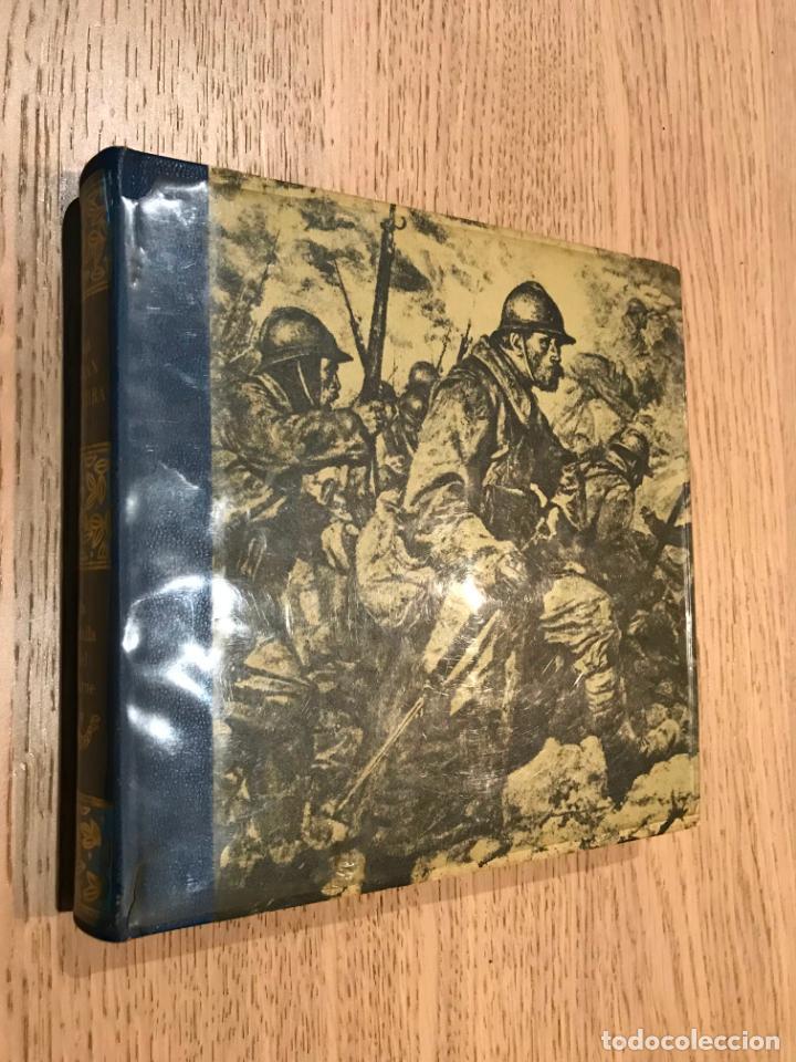 LA BATALLA DEL MARNE - LA GRAN GUERRA. ESCRITA BAJO LA DIRECCION DE P. WEDELMAN (Libros de Segunda Mano - Historia - Otros)