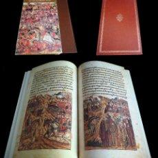 Libros de segunda mano: THE TALE OF THE BATTLE ON THE KULIKOVO FIELD. FROM THE ILUMINATED CODEX OF THE XVI TH CENTURY. Lote 147315126