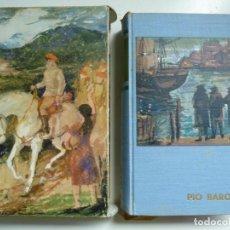 Libros de segunda mano: OBRAS DE PÍO BAROJA. VERGARA. 1962. Lote 147325998