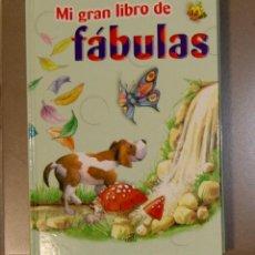 Libros de segunda mano: MI GRAN LIBRO DE FÁBULAS . Lote 147342430