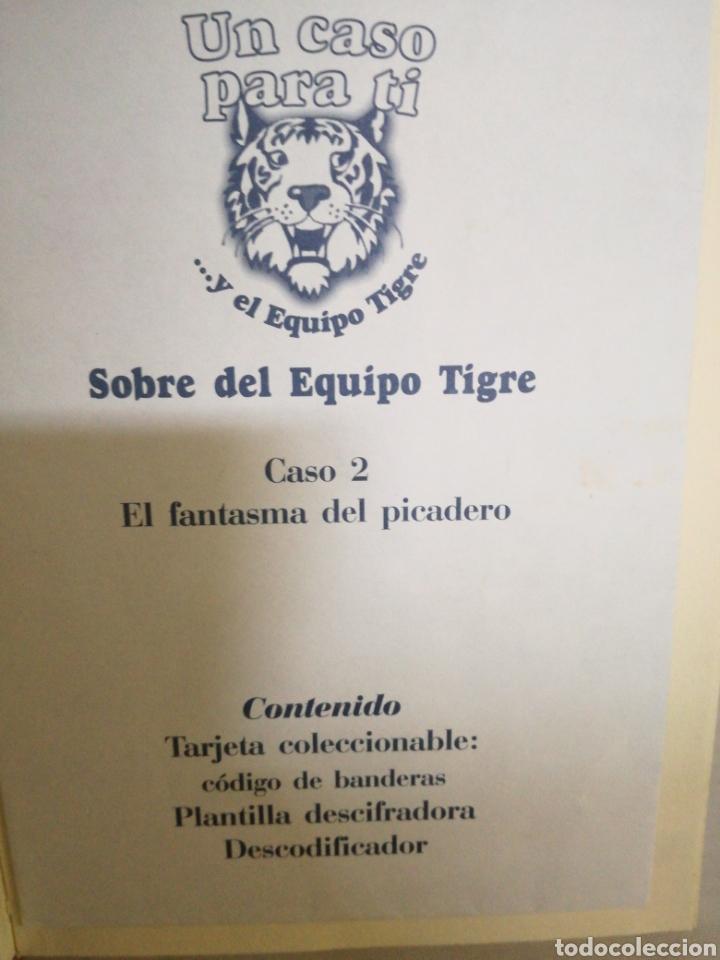 Libros de segunda mano: Un caso para ti y el EQUIPO TIGRE. THOMAS BREZINA - Foto 2 - 147383986