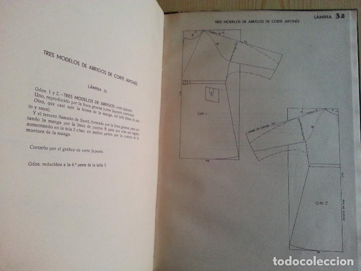 Libros de segunda mano: CORTE Y COSTURA, MÉTODO MODERNO, ACADEMIA DE CONFECCIÓN SIERRA (ZARAGOZA) - SASTRERÍA, MODISTERÍA - Foto 14 - 147396614