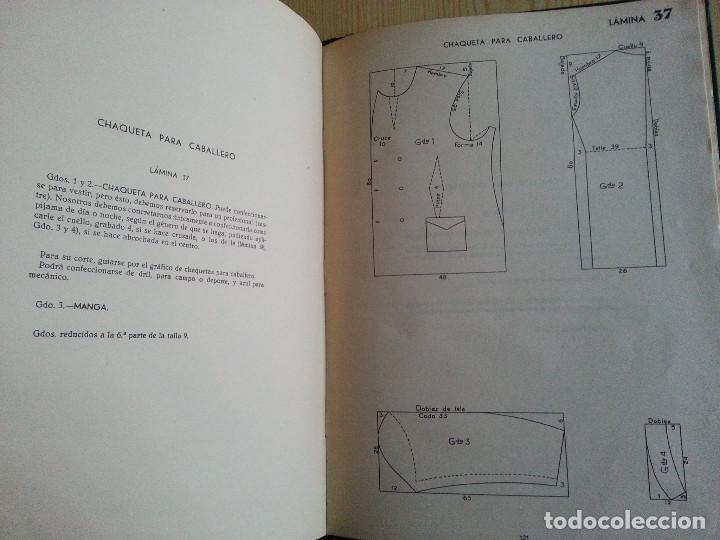 Libros de segunda mano: CORTE Y COSTURA, MÉTODO MODERNO, ACADEMIA DE CONFECCIÓN SIERRA (ZARAGOZA) - SASTRERÍA, MODISTERÍA - Foto 16 - 147396614