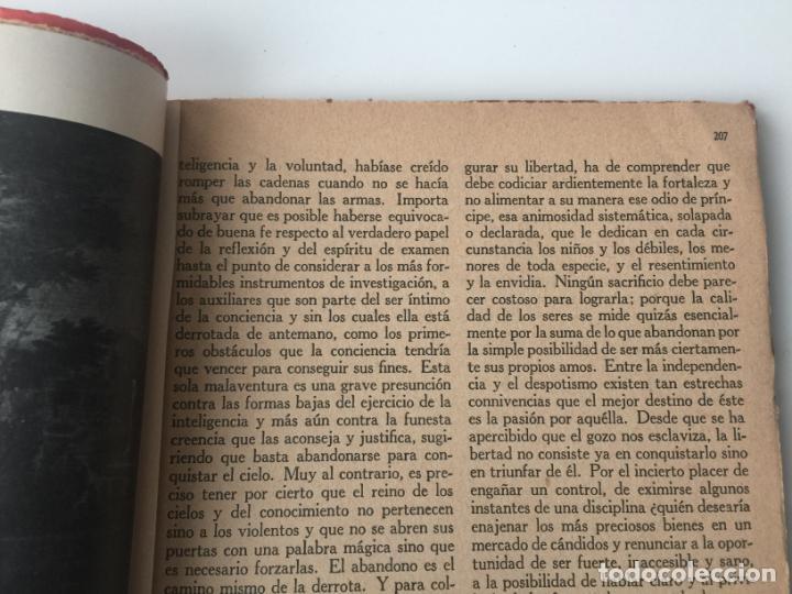 Libros de segunda mano: EL HIJO PRÓDIGO REVISTA LITERARIA - MÉXICO - AÑO I NUM. 4 , AÑO 1943 - Foto 3 - 147408102