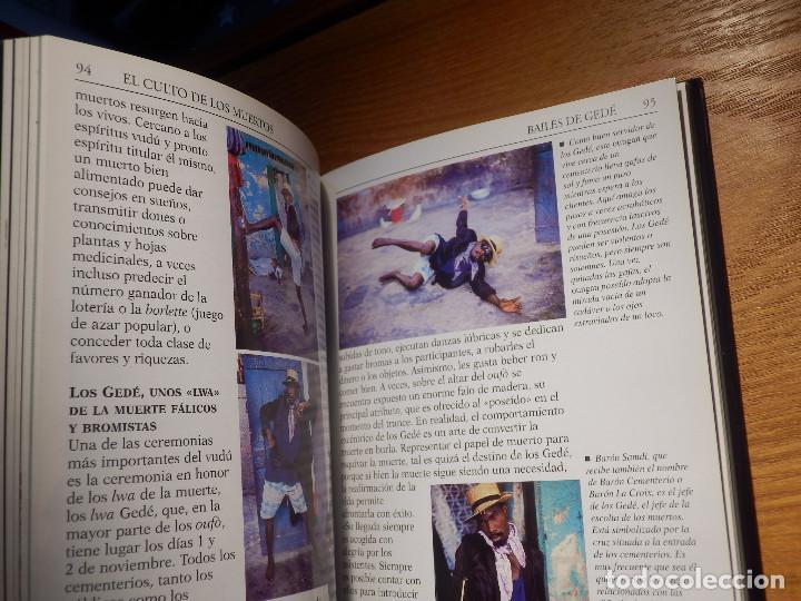 Libros de segunda mano: LIBRO - Los misterios del Vudú - Laennec Hurbon - Biblioteca de Bolsillo Claves 1998 - Foto 3 - 147413610