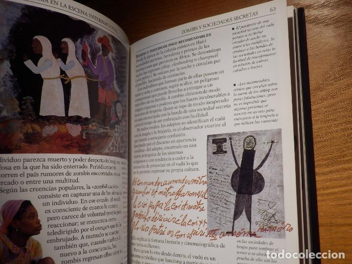 Libros de segunda mano: LIBRO - Los misterios del Vudú - Laennec Hurbon - Biblioteca de Bolsillo Claves 1998 - Foto 5 - 147413610