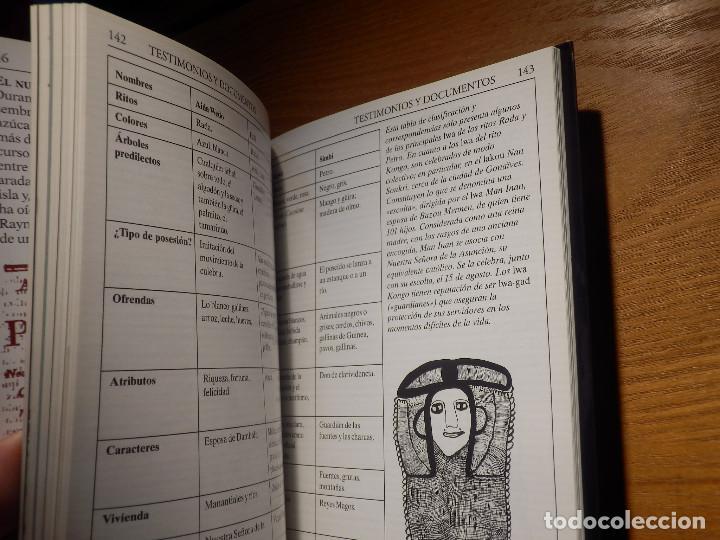 Libros de segunda mano: LIBRO - Los misterios del Vudú - Laennec Hurbon - Biblioteca de Bolsillo Claves 1998 - Foto 7 - 147413610
