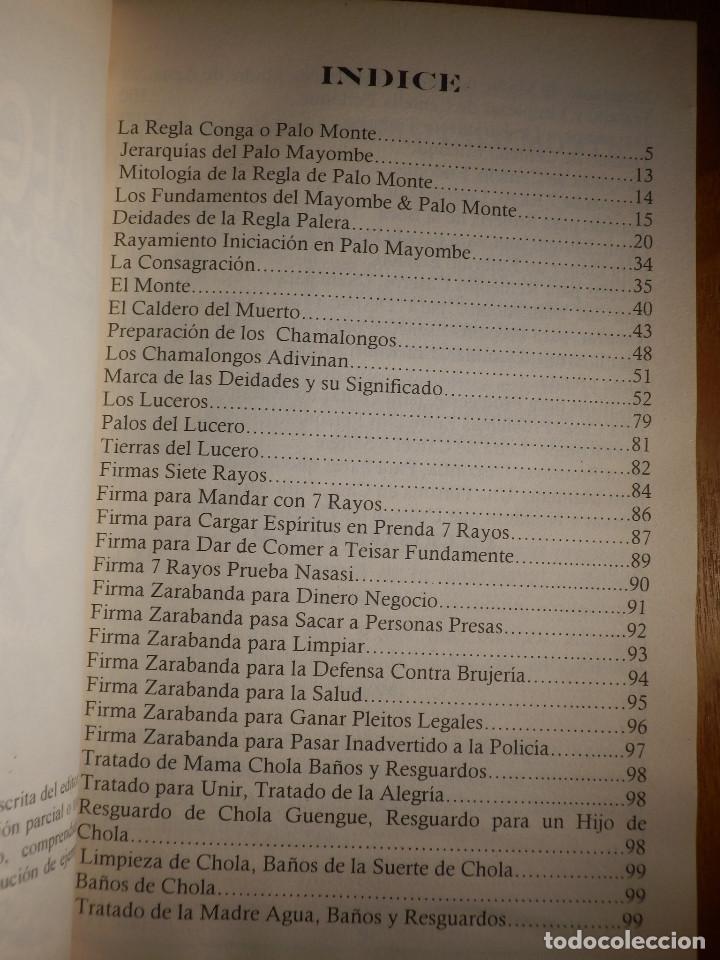 Libro - palo mayombe - ediciones aigam - 2007 - - Sold