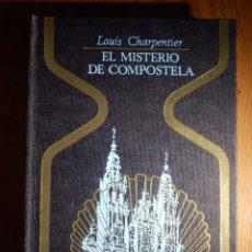 Libros de segunda mano: EL MISTERIO DE COMPOSTELA - LOUIS CHARPENTIER - PLAZA & JANÉS 1974 - COLECCIÓN OTROS MUNDOS. Lote 147415966