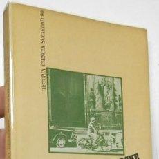 Libros de segunda mano: SOCIOLOGÍA Y RELIGIÓN - HENRI DESROCHE. Lote 147496226
