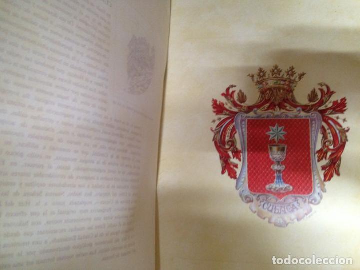 Libros de segunda mano: LIBRO EDICION LIMITADA BLASONES DE ESPAÑA - Foto 2 - 147497866