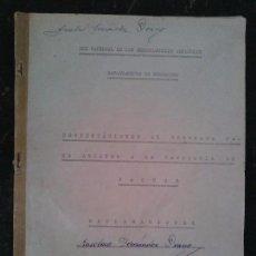 Libros de segunda mano: ASCENSO A LA CATEGORIA DE FACTOR - RENFE - DEPARTAMENTO DE FORMACION. Lote 147506674