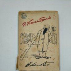 Libros de segunda mano: CHISTES DE J. XAUDARO. - TOMO PRIMERO. IMPRENTA PRENSA ESPAÑOLA MADRID. TDK359. Lote 147508086
