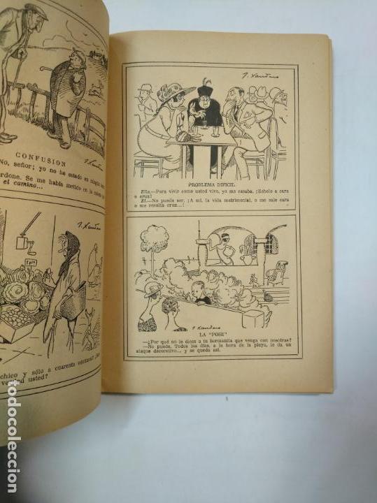 Libros de segunda mano: CHISTES DE J. XAUDARO. - TOMO PRIMERO. IMPRENTA PRENSA ESPAÑOLA MADRID. tdk359 - Foto 2 - 147508086