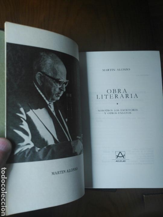 Libros de segunda mano: Joya Mayor, Obra Literaria, Martín Alonso, Aguilar - Foto 3 - 147531876
