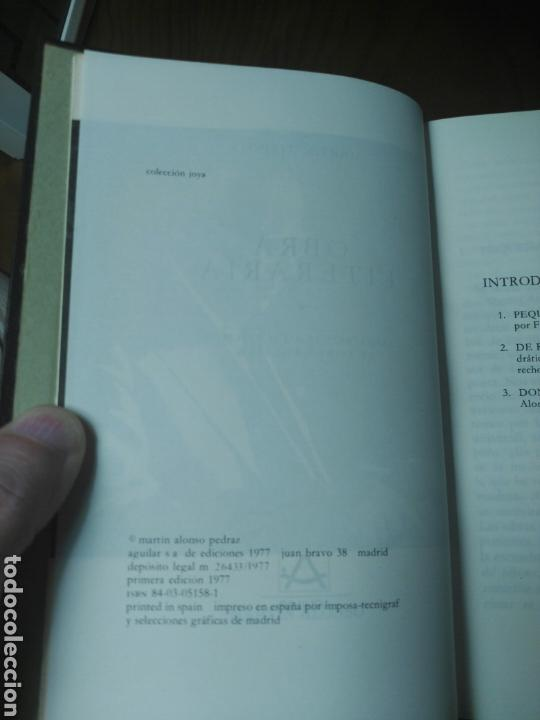 Libros de segunda mano: Joya Mayor, Obra Literaria, Martín Alonso, Aguilar - Foto 4 - 147531876