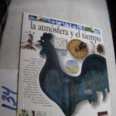 Libros de segunda mano: LA ATMOSFERA Y EL TIEMPO. Lote 147535878