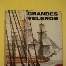 Libros de segunda mano: GRANDES VELEROS-AÑO1967-PLAZA JANES-EDITORIAL. Lote 147541646