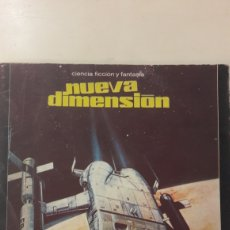 Libros de segunda mano: NUEVA DIMENSION CIRNCIS FICCION 1968 NUMERO 100. Lote 147562654