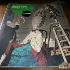 Libros de segunda mano: HISTORIA DE LA MODA. DESDE EGIPTO HASTA NUESTROS DÍAS - BRONWYN COSGROVE - E. GUSTAVO GILI, 2005.. Lote 147586478