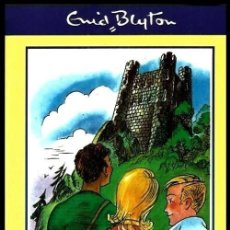 Libros de segunda mano: ENID BLYTON. SERIE SECRETO. EL SECRETO DE CLIFF CASTLE.. Lote 147646474