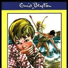 Libros de segunda mano: ENID BLYTON. SERIE SECRETO. EL SECRETO DE LA ISLA.. Lote 147646906