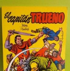 Libros de segunda mano: EL CAPITÁN TRUENO, 1984, PRIMERA EDICIÓN. Lote 147675718