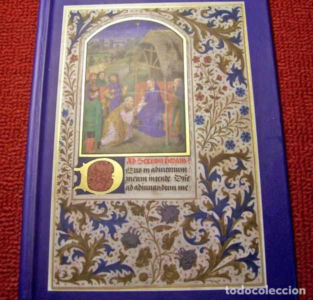 LIBRO DE HORAS DE SIMON MARMION (S. XV) (Libros de Segunda Mano - Bellas artes, ocio y coleccionismo - Otros)