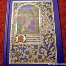 Libros de segunda mano: LIBRO DE HORAS DE SIMON MARMION (S. XV). Lote 147679946
