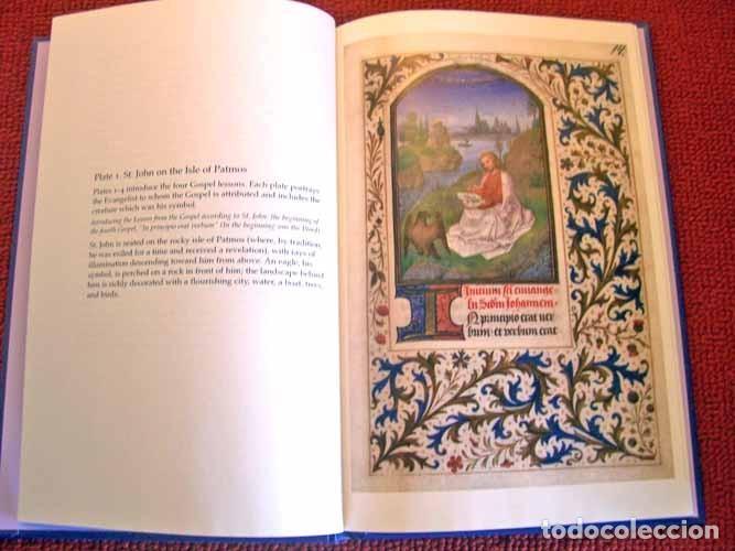 Libros de segunda mano: Libro de Horas de Simon Marmion (s. XV) - Foto 2 - 147679946